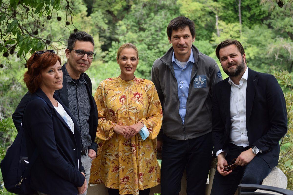 U NP Krka održana uvodna konferencija projekta LIFE CONTRA Ailanthus : Od listopada počinje projekt iskorijenjivanja invazivnog stabla pajasena