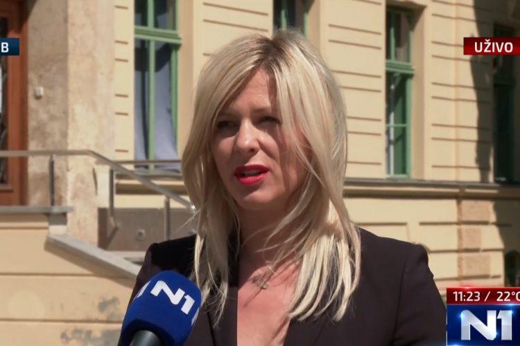 Smijenjena Dijana Zadravec, predstojnica Radiologije KBC-a Sestre milosrdnice: Ne bojim se otkaza, znam raditi fantastično svoj posao i mogu raditi bilo gdje!