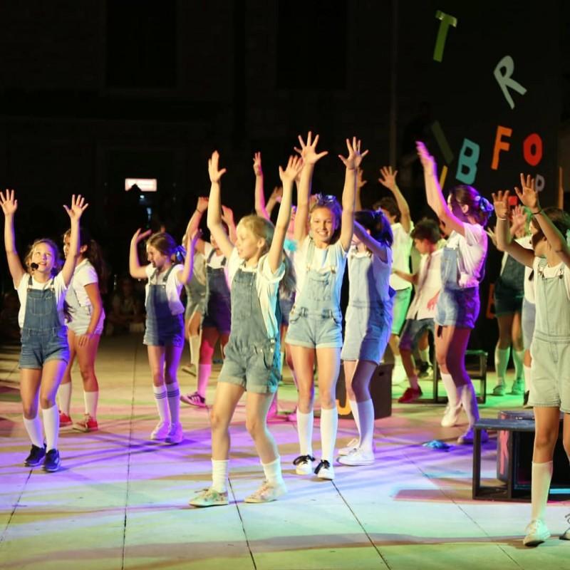 Međunarodni dječji festival u Šibeniku: Međunarodno dječje veselje od 19. lipnja do 3. srpnja (program)