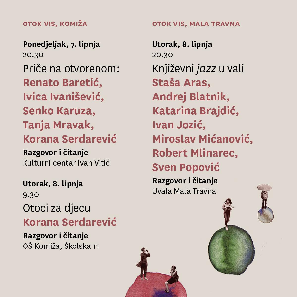 Festival europske kratke priče: Otoci, izolacija i samoća