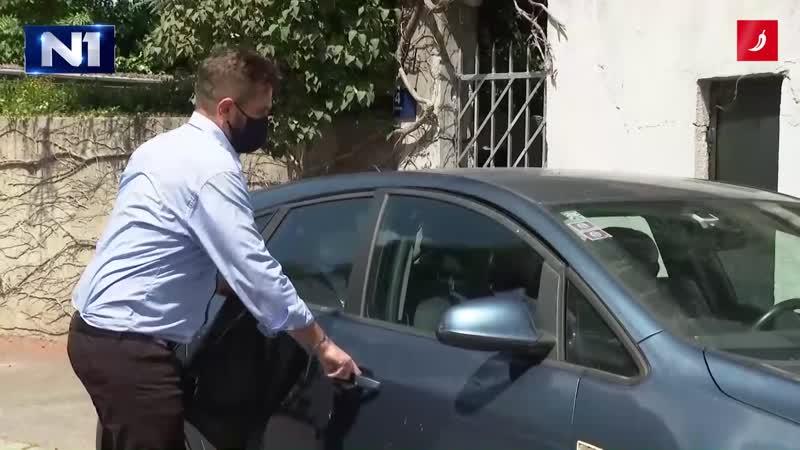 Zbog sumnje na koruptivne radnje, priveden glavni ravnatelj HRT-a Kazimir Bačić: Dolijao HRT-ov beskrupulozni glavosijek