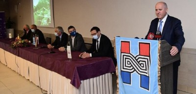 Hadezeovac Bačić (krajnje desno) - foto HDZ
