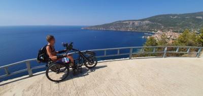 Slaven Škrobot i njegov bicikl