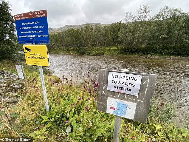 Granični slučaj: Norvežani zabranili granično uriniranje u smjeru Rusije