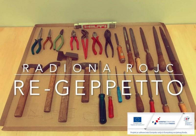 Popravljači svijeta: Otvorena Radiona Re-Geppetto u pulskom Rojcu – prva popravljaona u Istri