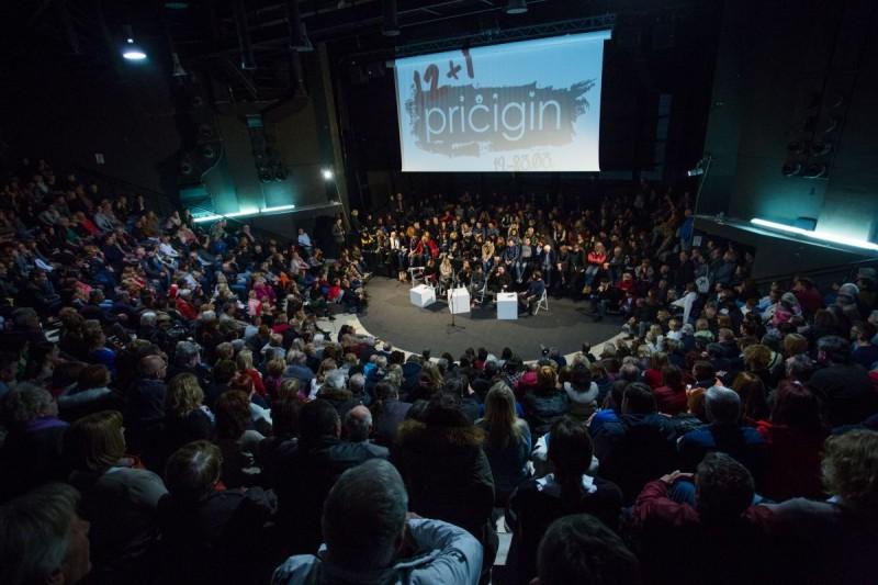 Pričam ti priču: Pričigin – Festival pričanja priča… s pričom počinje večeras