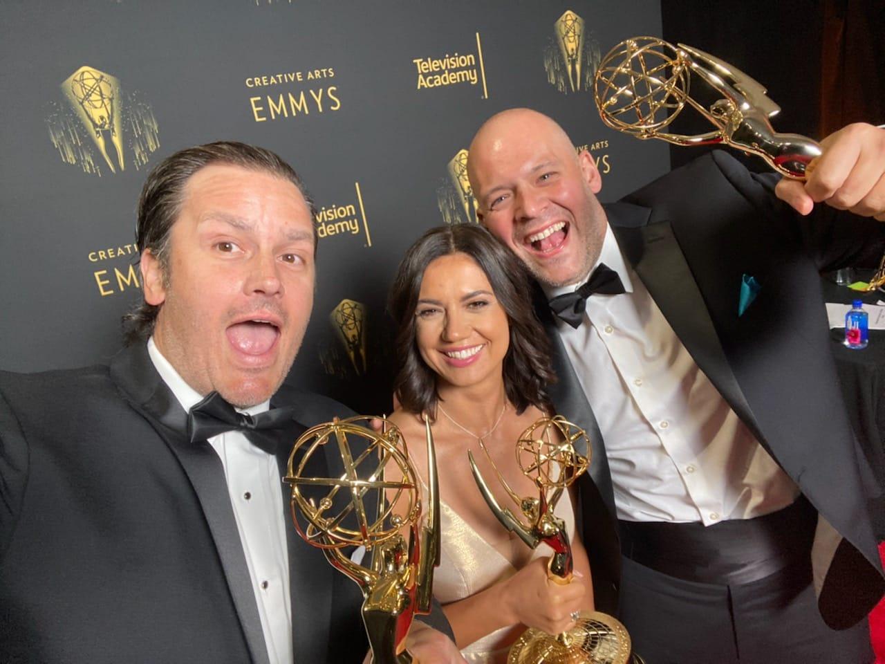 Ante Deković, nekadašnji suradnik TRIS-a, dobio svog prvog Emmyja!