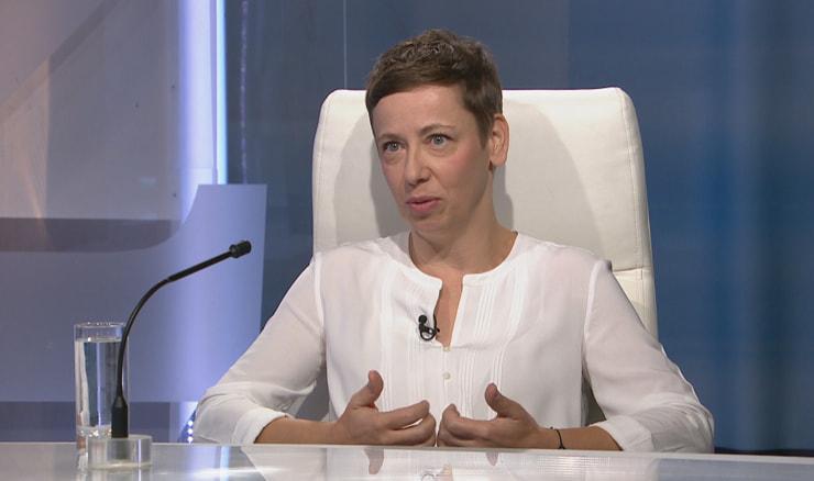 Danijela Dolenec u HRT-ovoj emisiji Nedjeljom u 2: Zagreb je kao tanker, ne može se ni naglo, ni brzo, zaokrenuti za 180 stupnjeva…