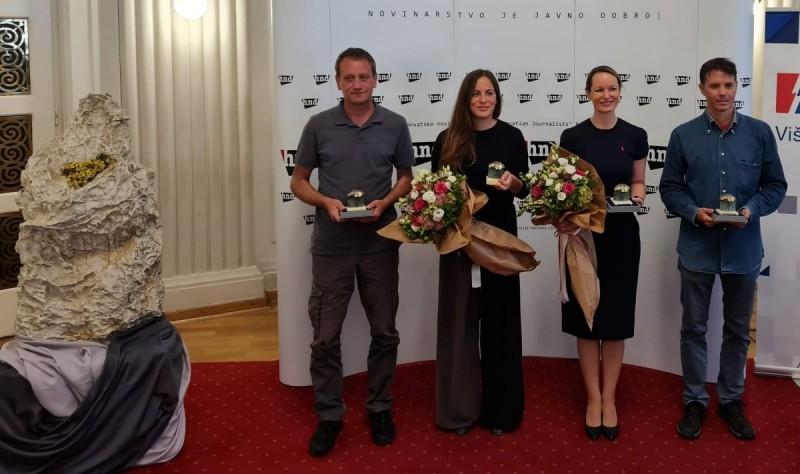 Dobitnici Velebitske degenije 2020. (foto RTL.hr)