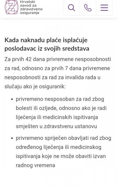 Hrvatski apsurdi: Zdrava osoba može biti na bolovanju na teret poslodavca 42 dana, a osobe s invaliditetom – samo sedam dana (!?)