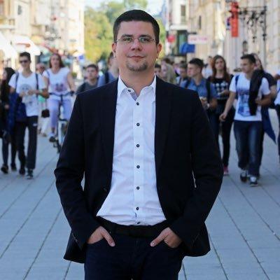 Domagoj Hajduković najavio da ostaje uz svoje izbačene kolege, pa makar i on bio isključen iz SDP-a !
