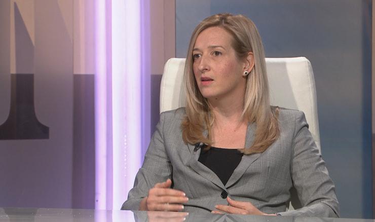Mirela Ahmetović, politička tajnica SDP-a u Nedjeljom u 2: Nije se raskolio SDP, nego Klub zastupnika…